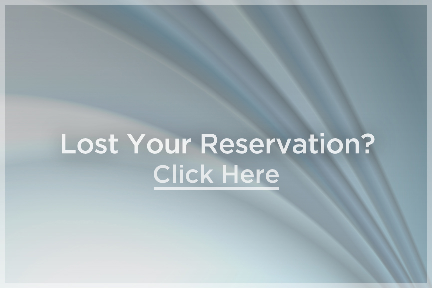 Lost your Reservation?